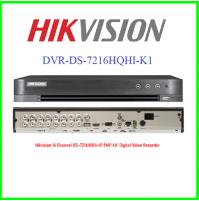 Hikvision 16 Channel DS-7216HQHI-K1 5MP 4K  Digital Video Recorder