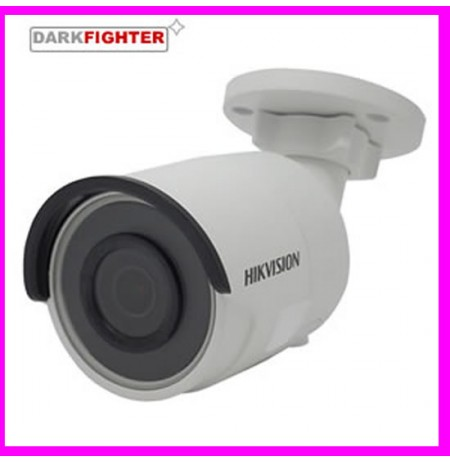 Hikvision DS-2CD2045FWD-I 4MP H.265+ Darkfighter Bullet Network Camera