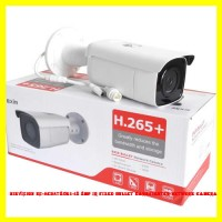 Hikvision DS-2CD2T85G1-I8 8MP IR Fixed Bullet Darkfighter Network Camera