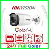 Hikvision DS-2CE12DFT-F 2MP ColorVu Full Time Color Bullet Camera