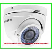Hikvision DS-2CE56C2T-VFIR3 HD720P Vari-focal IR Turret Dome Camera