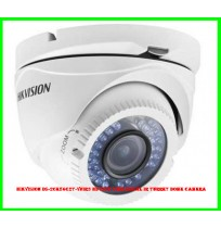 Hikvision DS-2CE56C2T-VFIR3 HD720P Vari-focal IR Turret Dome Camera