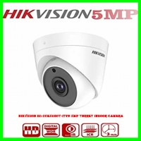 Hikvision DS-2CE56H0T-ITPF 5MP Turret Indoor Camera
