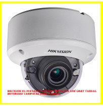 Hikvision DS-2CE5AD3T-VPIT3ZF 2MP Ultra Low Light Vandal Motorized Varifocal Dome Camera