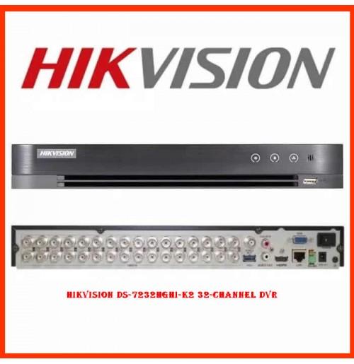 Hikvision DS-7232HGHI-K2 32-Channel DVR
