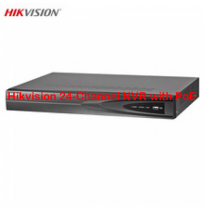 Hikvision 24-Channel NVR with PoE