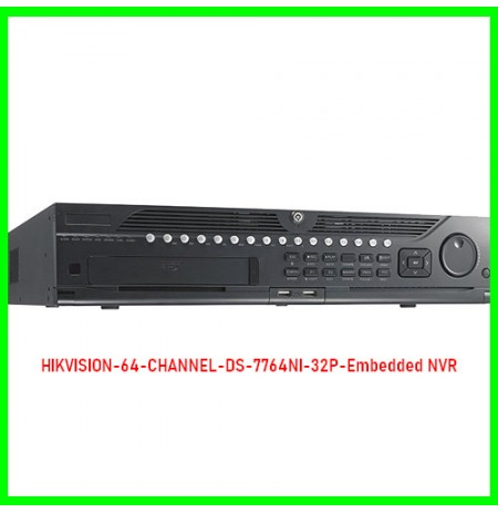Hikvision 64 CHANNEL-DS-7764NI-32P
