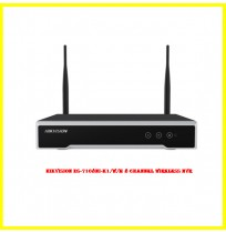 Hikvision DS-7108NI-K1/W/M 8 Channel Wireless NVR