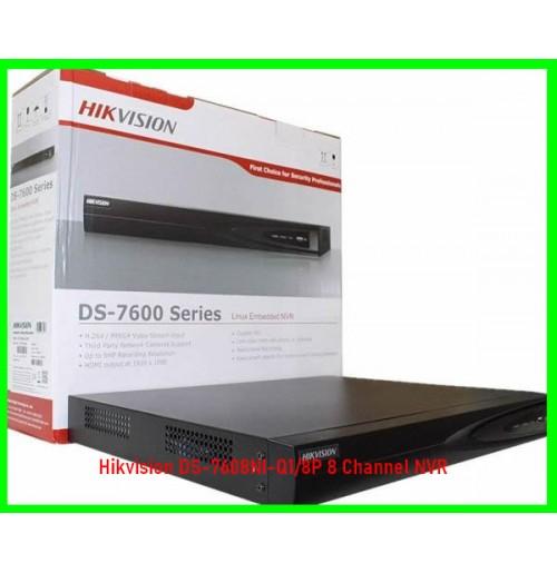 Hikvision DS-7608NI-Q1/8P 8 Channel NVR