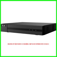 HiLook By Hikvision 16 Channel 4MP H.265 Hybrid DVR-216Q-K1