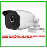 HiLook by Hikvision 1MP 720P HD Exir Outdoor Bullet camera, 20m night vision