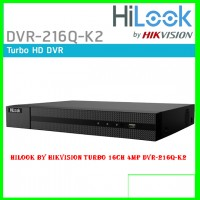HiLook by Hikvision Turbo 16ch 4MP DVR-216Q-K2