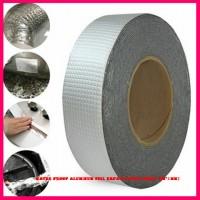 Water Proof Aluminum Foil Repair Tape(50mm *10m*1mm)