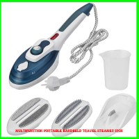 Multifunction Portable Handheld Travel Steamer Iron