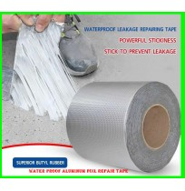 Water Proof Aluminum Foil Repair Tape(100mm *5m*1mm)