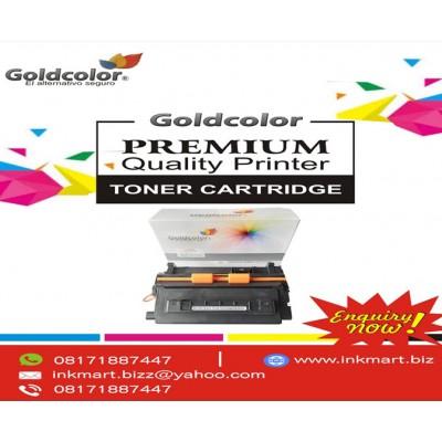Gold Color Toner