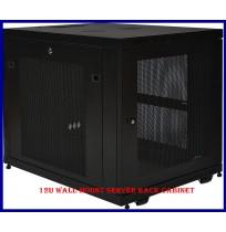 12U Wall-Mount Server Rack Cabinet