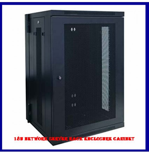 18U Network server Rack Enclosure Cabinet