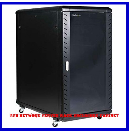 22U Network server Rack Enclosure Cabinet
