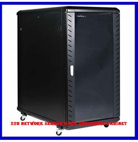 22U Network server Rack Enclosure Cabinet