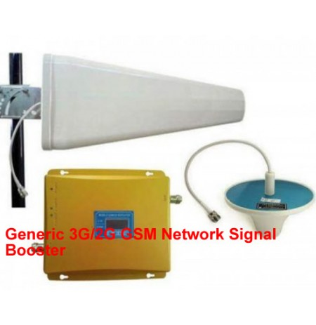 4G/3G/2G GSM Network Signal Booster/Repeater