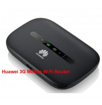 Huawei 3G Mobile WiFi Router