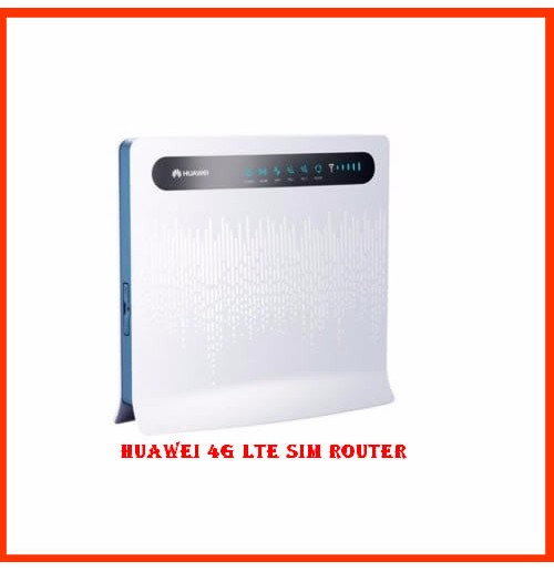 Huawei 4G LTE SIM Router