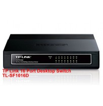 TP Link 16 Port Desktop Switch TL-SF1016D