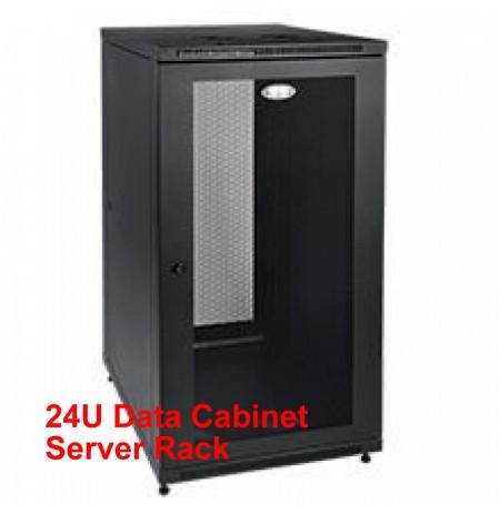24U Data Cabinet Server Rack