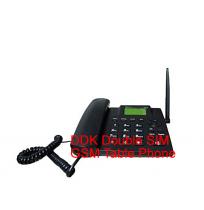 DDK Double SIM GSM Table Phone
