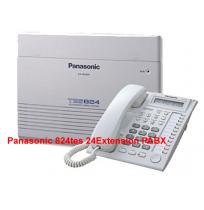 Panasonic KX-TES 824 Advanced PABX - 24 Extension