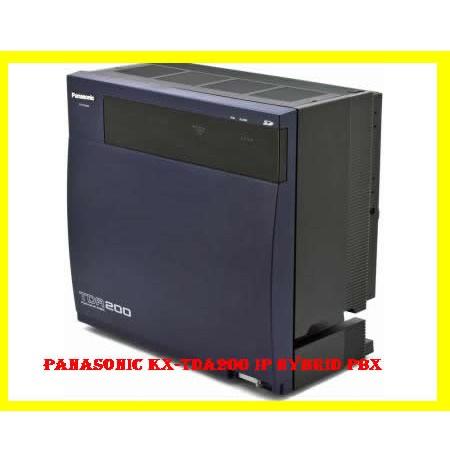 Panasonic KX-TDA200 IP Hybrid PBX