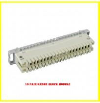 10 Pair Krone block Module