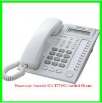 Panasonic Console KX-T7730X Corded Phone