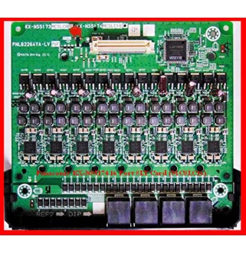Panasonic KX-NS5174 16 Port SLT Card (MCSLC16)