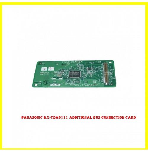 Panasonic KX-TDA6111 Additional Bus Connection Card