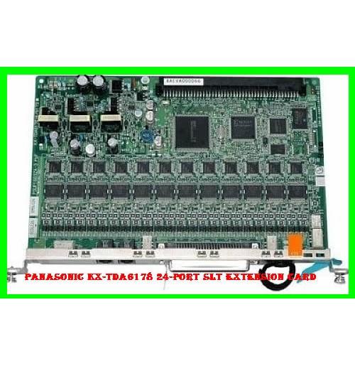 Panasonic KX-TDA6178 24-Port SLT Extension Card