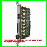 Panasonic KX-TDA6181 16-Port Loop Start Co Trunk Card-ELCOT16