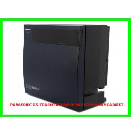 Panasonic KX-TDA620 Hybrid IP-PBX Expansion Cabinet