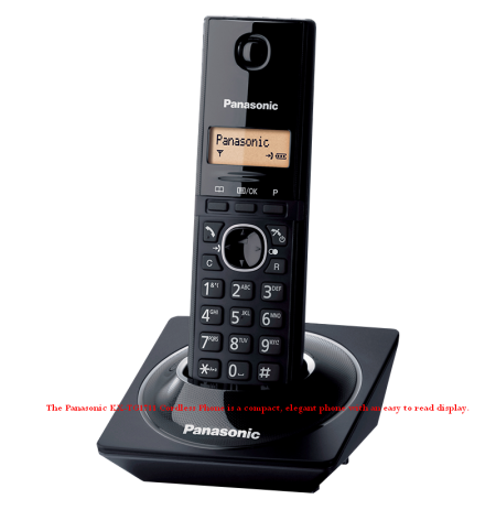 Panasonic KX-TG1711 1.8 GHz DECT Cordless phone