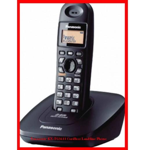 Panasonic KX-TG3611 Cordless Landline Phone