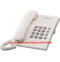 Panasonic Corded Telephone KX-TS500