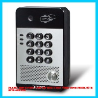 PLANET HDP-5240PT 720p SIP Multi-unit Video Door Phone with RFID and PoE