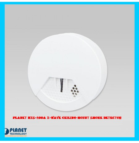 PLANET HZS-200A Z-Wave Ceiling-mount Smoke Detector