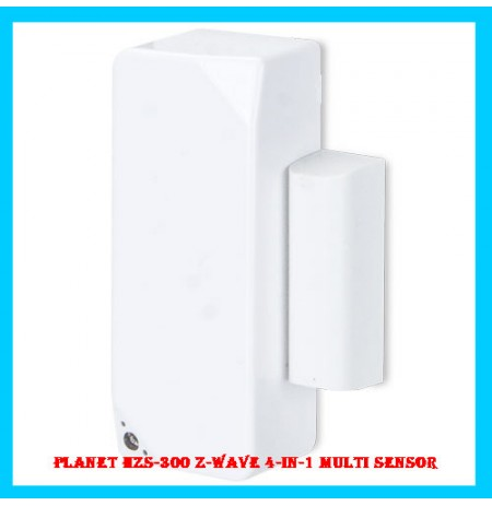 PLANET HZS-300 Z-Wave 4-in-1 Multi Sensor