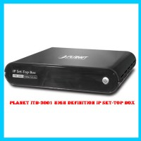 PLANET ITB-3001 High Definition IP Set-Top Box