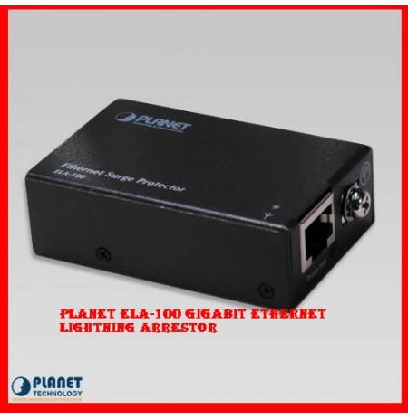 Planet ELA-100 Gigabit Ethernet Lightning Arrestor