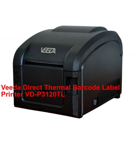 Veeda Direct Thermal Barcode Label Printer VD-P3120TL