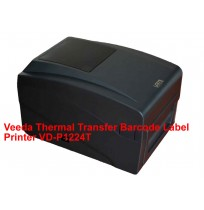 Veeda Thermal Transfer Barcode Label Printer VD-P1224T