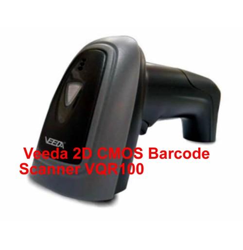 Veeda 2D CMOS Barcode Scanner VQR100